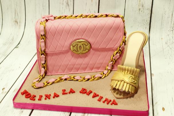 Tarta bolso chanel 3d, Tartas personalizadas madrid, Tartas decoradas madrid, tartas fondant madrid, thecakeproject, Reposteria Creativa, tartas fashion, tartas cumpleaños,