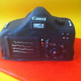 Tarta Canon Eos