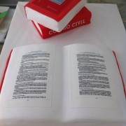 Tarta Codigos Penal y Civil