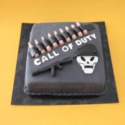 Tarta Call Of Duty