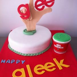 Tarta Glee