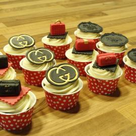 Cupcakes Gucci