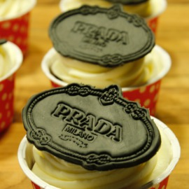 Cupcakes Prada