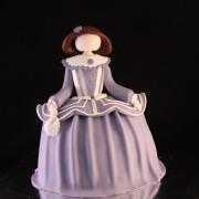 Tarta menina, Tartas personalizadas madrid, tartas decoradas madrid, tartas fondant madrid