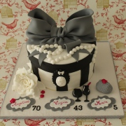Tarta sombrerera, tartas personalizadas madrid, tartas decoradas madrid, tartas fondant madrid
