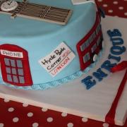 Tartas personalizadas madrid, tartas decoradas madrid, tartas fondant madrid, tarta londres
