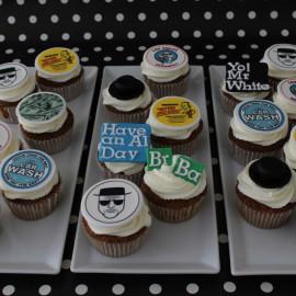 Cupcakes Breaking Bad