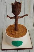 tarta cumpleaños, tartas personalizadas madrid, tartas decoradas madrid, tartas fondant madrid, tarta guerreros de la galaxia